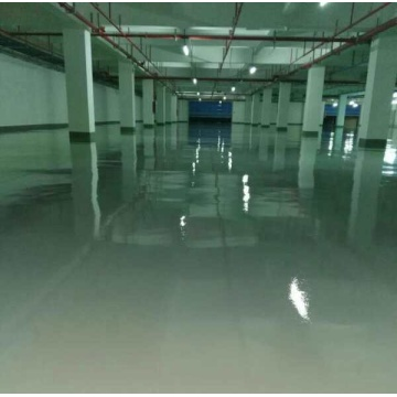 Solvent transparent epoxy varnish