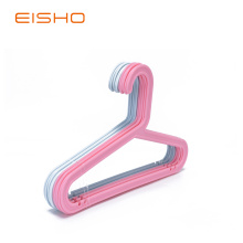 China Cheap price for Plastic Garment Hanger EISHO Durable Small Plastic Hanger For Drying Clothes export to United States Factories