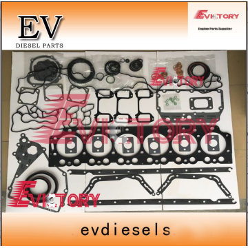VOLVO BF4M2012 head cylinder gasket overhaul rebuild kit