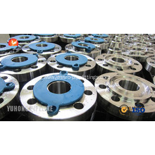 Customized for Hastelloy Flange Hastelloy Steel Flange C276 NO10276 supply to Kyrgyzstan Exporter