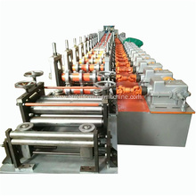 Supermarket Storage Rack Shelf Roll Forming Machine