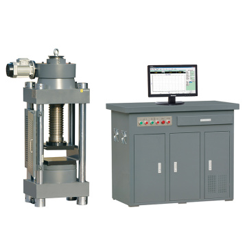 High Performance for China Computer Compression Testing Machine,Computer Constant Load Compression Tester,Computer Control Universal Tester Manufacturer 3000D Series Computer Control Compression Testing Machine export to Faroe Islands Factories