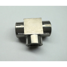"Pressure Washer Stainless Steel G3/8"" Female T Joint Connector"