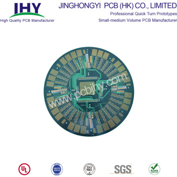 6 Layer Mulitilayer BGA PCB Manufacturing