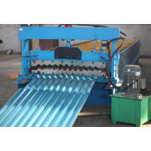 good reputation guaranteed roofing sheet roll forming machine