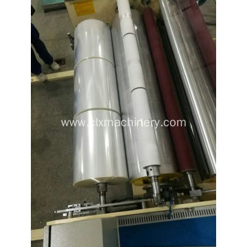 LLDPE Plastic Film Extruder Making Film