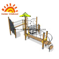 Children's Outdoor Backyard Play Equipment For Home