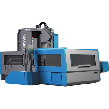 CNC high speed gear milling machine