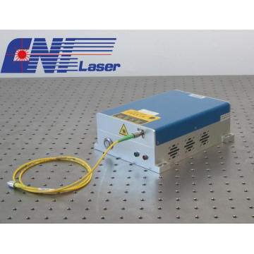 532nm Fiber Picosecond High Frequency Mock-locked Green Laser