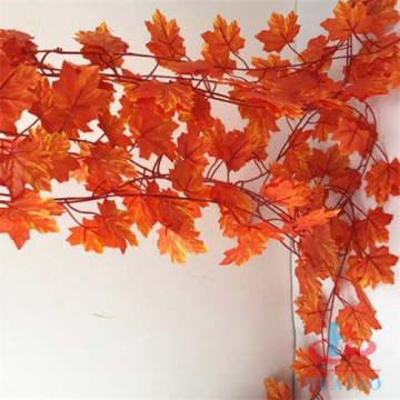 Artificial ivy plant maple leave