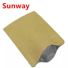 OEM/ODM for Aluminum Foil Packaging Bags Custom Kraft Paper Aluminum Foil Bag export to Italy Supplier