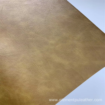 PU synthetic textured faux leather for Electronic Product