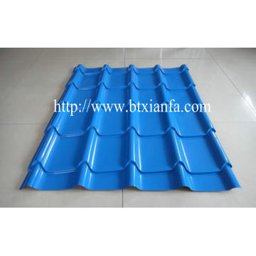 Corrugated Roof Panel Double Layer Roll Forming Machine