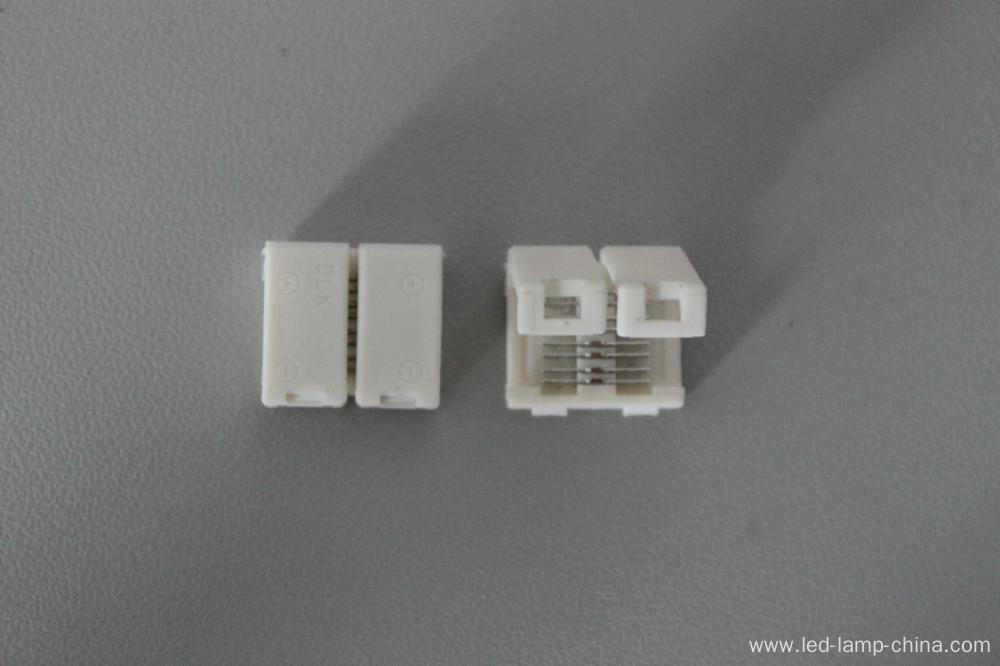 Female Connector 3528 5050 LED Light 10mm Strip Connector