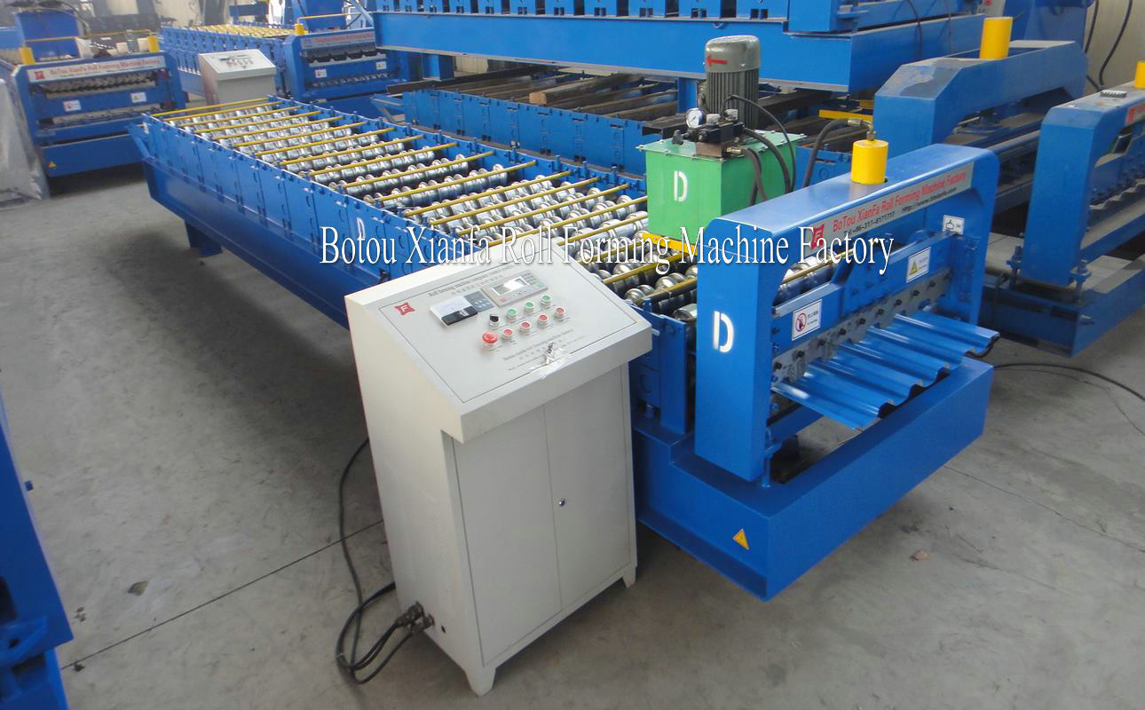 Wall Forming Machine