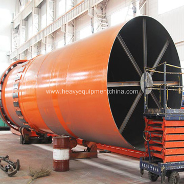 Sand Rotary Drum Dryer Machine For Sale