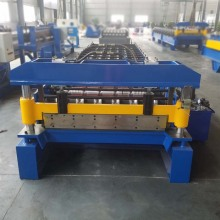 IBR Trapezoidal Roofing Tile Roll Forming Machine