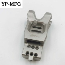 cnc machining stainless steel 4 axis milling parts