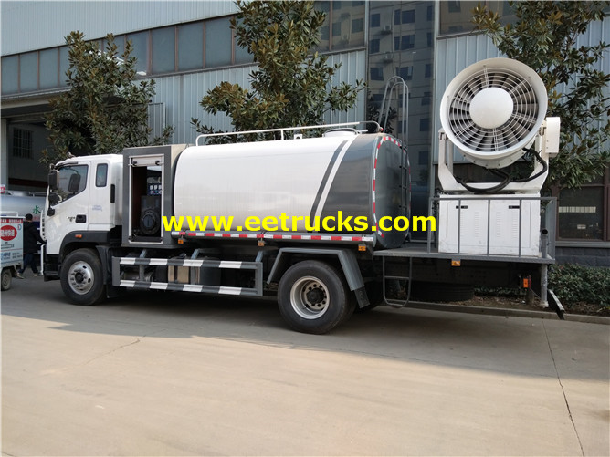 Mining Suppression Water Truck