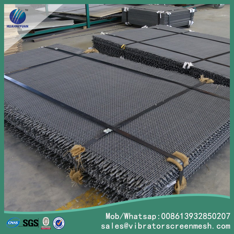 Sand Gravel Mesh For Quarry Vibrating Screen