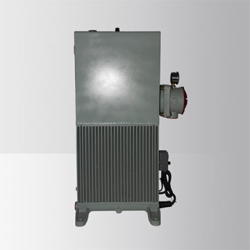 High Pressure Drop Cross Oil Heat Exchanger