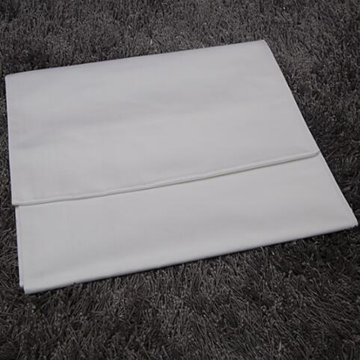 White Cotton Hotel Fabric 1000TC