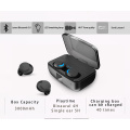 Top IPX8 Waterproof 3000 mAh auricolare bluetooth wireless