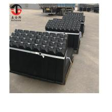 Heavy big sleeve forklift forks for heavy tractors