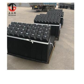 Heavy duty 130*350*2400 capacity 40 ton used forklift forks for sale