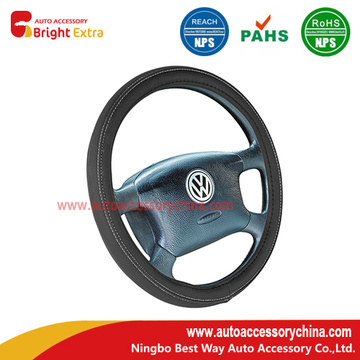 Good Quality for Custom Steering Wheel Covers Steering Wheel Covers Black export to Heard and Mc Donald Islands Manufacturers