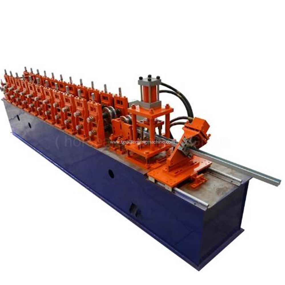 U Type Track And Stud Roll Forming Machine