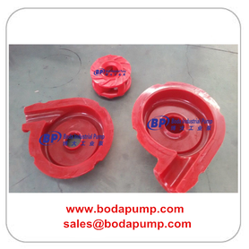 Slurry Pump PU Impeller Parts