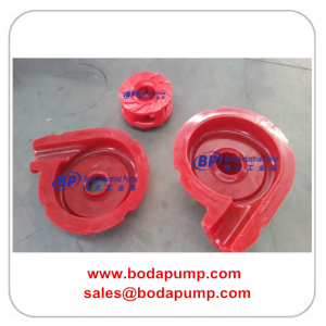 10 Years for China Warman Slurry Pump, Replacement Slurry Pump Parts, Dredge Slurry Pump, Dredge Gravel Slurry Pump Manufacturer Slurry Pump PU Impeller Parts supply to French Guiana Suppliers