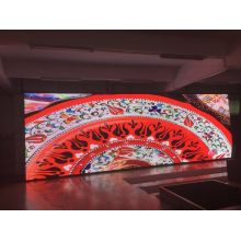 Outdoor P8 LED display module advertising board