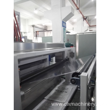 Stretch Wrap Film Machine