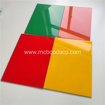 Fireproof Aluminum Composite Panel Metal Panel