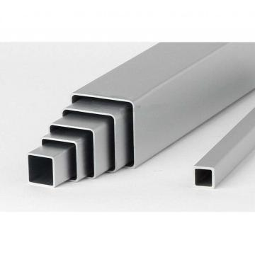 Personlized Products for Extruded Aluminium Alloy Profiles Aluminium extrusion square tube 7075 T6 export to South Korea Supplier