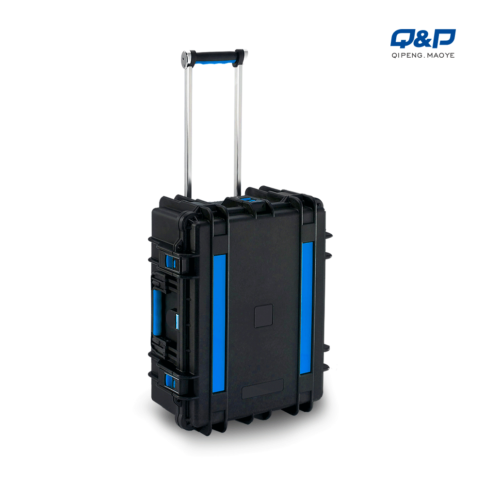 Tablets charging trolley case in classroom