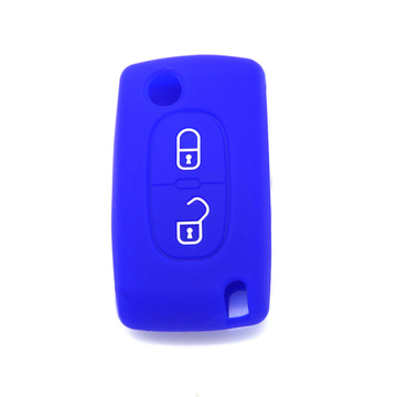 OEM design dustproof silicone smart car key cover