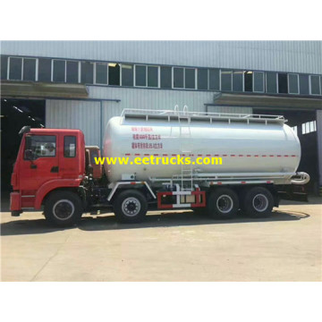 Dongfeng 25.8m3 Cement Delivery Tanker Trucks