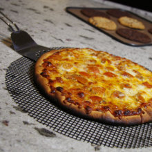 Non Stick Pizza Mesh