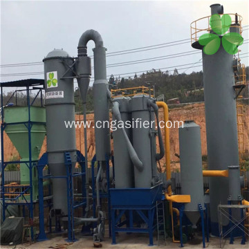 Biomass Pyrolysis Gasification Plant in Energy Saving