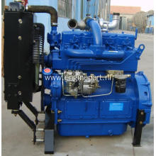 Reliable for Diesel Engine Generator Set weifang 50hp diesel engine 495ZD for generator export to Philippines Exporter
