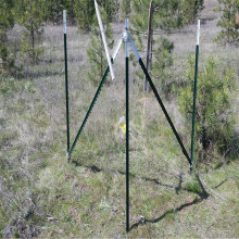wholesale steel fence studded t post
