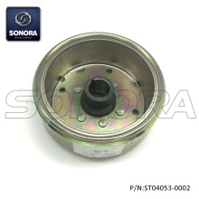 Professional for Scooter Flywheel 50CC GY6 125,152QMI BT125 8 Poles Fly wheel (P/N:ST04053-0002) Top Quality export to Portugal Supplier