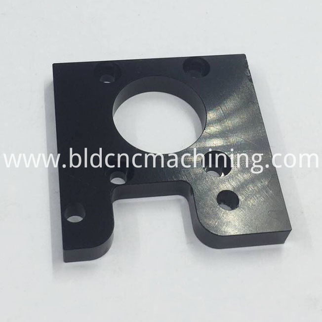 custom aluminum plate machining