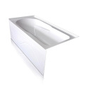 60 x 30 Acrylic 3 Wall Alcove Bathtub