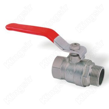 Hot sale good quality for Brass Ball Valves Lever Handle Forged Brass Ball Valves export to British Indian Ocean Territory Manufacturers