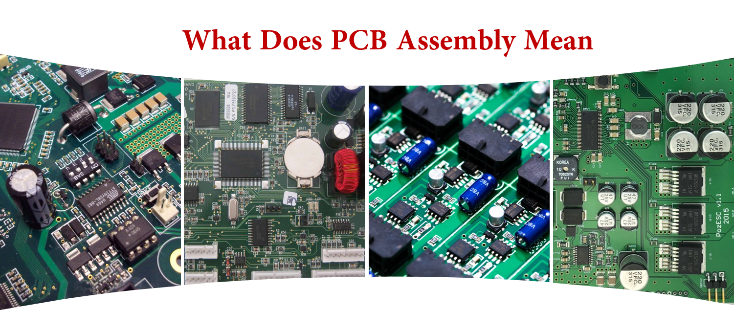 Assembling Custom Printed Circuit Boards