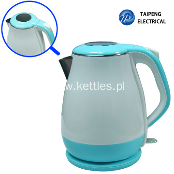 1.5L Automatic shut off with double wall kettle